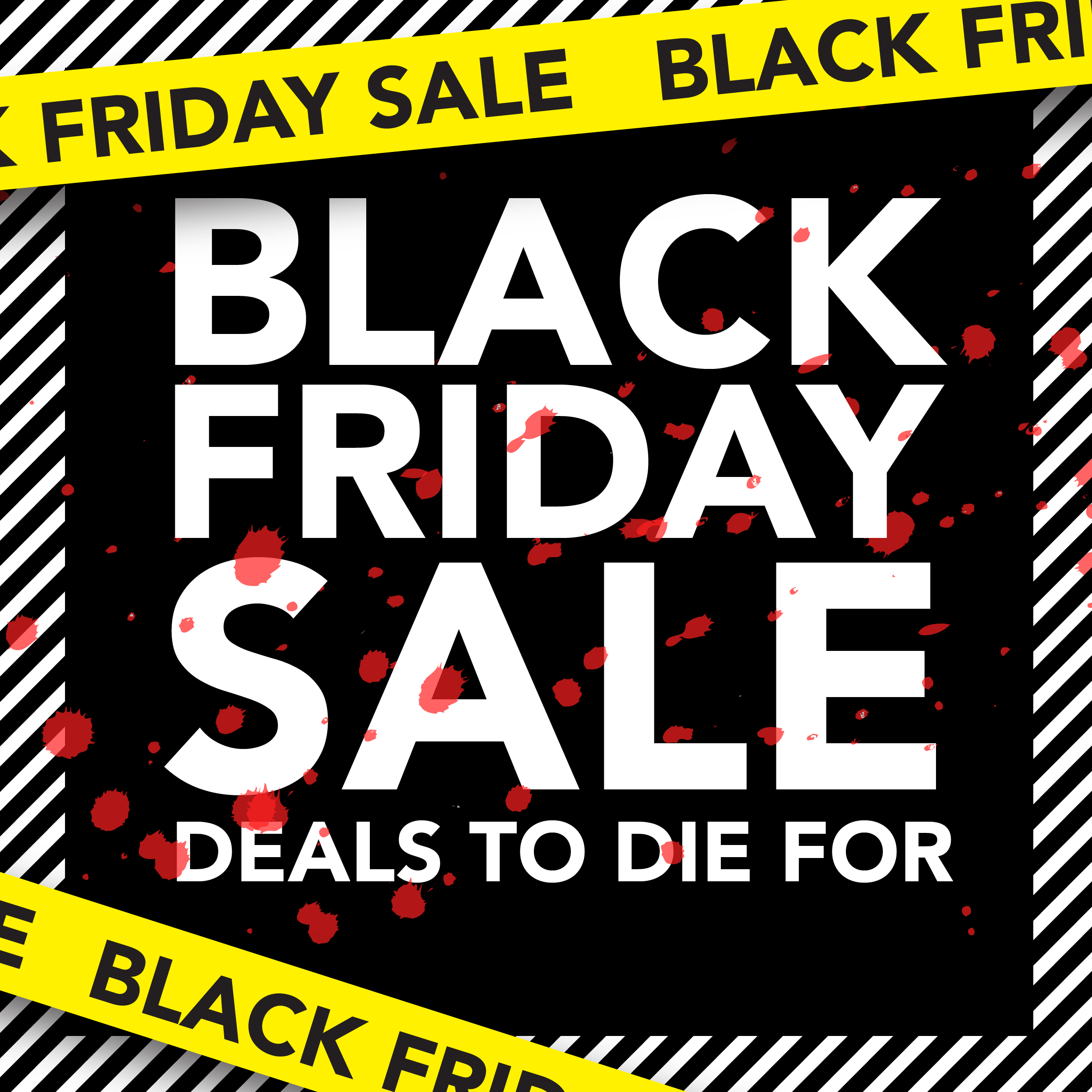 red herring games - black friday 50% off - murder mystery games